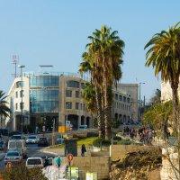 Иерусалим, вид на ул. Яффо :: Игорь Герман
