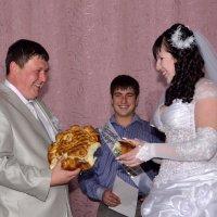 Свадебный каравай :: Александр Игнатьев