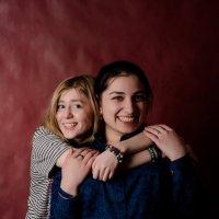 Юлия и Малика (2) :: Ирина Афонасенко