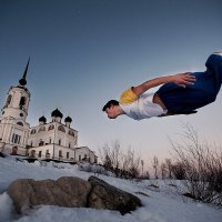 Полет :: Антон Уницын