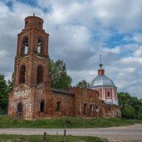 В селе Спасском :: Сергей Цветков