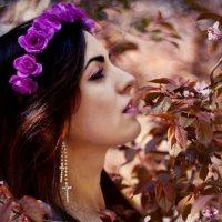 Весенний цветок :: Мария