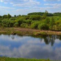 Рыболовные места (1) :: Милешкин Владимир Алексеевич