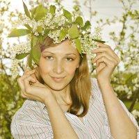 Весенние мотивы..... :: Ирина Жеребятьева