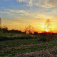 Майский закат. :: mike95