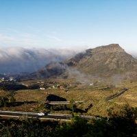 По дороге к вулкану Тейде, Тенерифа :: Witalij Loewin