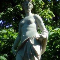 Греческая статуя в Летнем саду. (Копия) :: Светлана Калмыкова