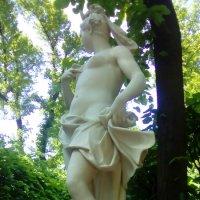 Древнегреческая статуя в Летнем саду. (Санкт-Петрбург_ :: Светлана Калмыкова
