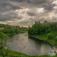 Дождь на Стрелке :: Alexandr Яковлев