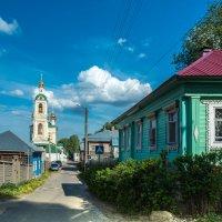 К храму по улице Ленина :: Андрей Холенко