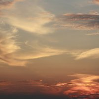 вечерние облака :: Андрей Дружинин