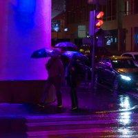 Дождливый вечер :: Михаил Кондратенко
