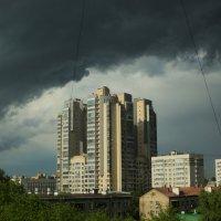 Тучи :: Сергей Куликов