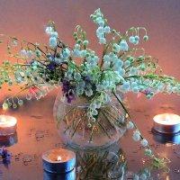 Романтика свечей :: Павлова Татьяна Павлова
