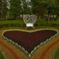 Тверь городской сад :: Никита Кобышев