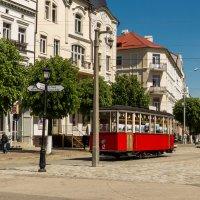 Остановка трамвая :: Игорь Вишняков