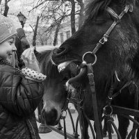 Знакомство :: Алексей Окунеев