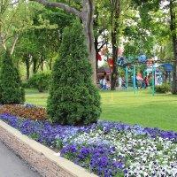 в парке :: Елена Константиниди