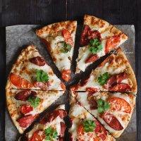 pizza :: Katie Voskresenskaia