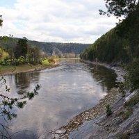 Река Белая :: Галина Ильясова