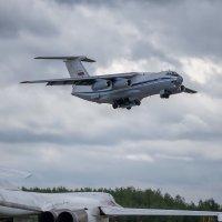 Ил-76МД - гости Кубинки улетают домой :: Павел Myth Буканов