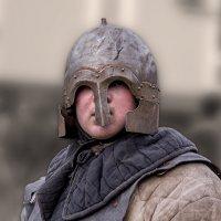 Средневековый воин. :: Анатолий. Chesnavik.
