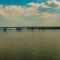 Новосибирск,коммунальный мост :: дим димин