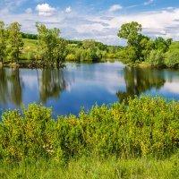 Озеро Тугар -  Салган :: Любовь Потеряхина
