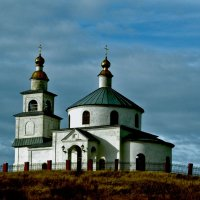 Храм :: Леонид Железнов