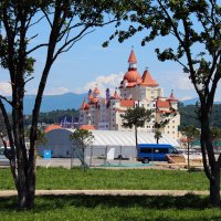 Олимпийский парк :: victor maltsev