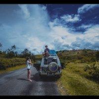 Тишь да благодать...дорогами Мадагаскара! :: Александр Вивчарик