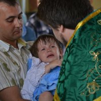 крещение :: Валерий Жалабкевич