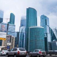 Москва Сити. Догоним и перегоним Америку? :: Валерий Смирнов