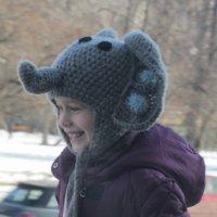 слоненок :: Polina Pavliuk