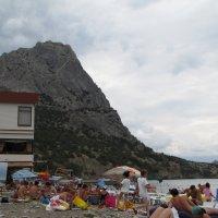 На пляже. :: Павел Н