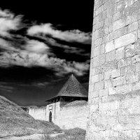Облака над башней. :: Андрий Майковский