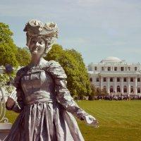 Живая скульптура :: Lera Morozova