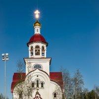 Храм Георгия Победаносца!. :: Анатолий Бахтин