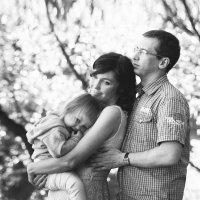Мгновения счастья - семья Иры :: Ольга Левичкина