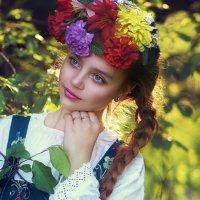 Русская красавица! :: Inna Sherstobitova