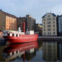 Хельсинки.22.05.2016. :: Eino Pessi