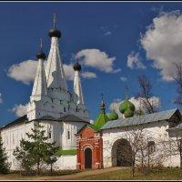 Дивная церковь :: Дмитрий Анцыферов