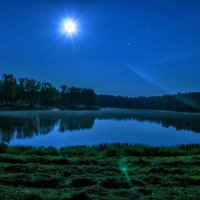 лунный свет :: Алексей Носков