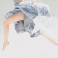 I believe I can fly :: Yulia Galygina