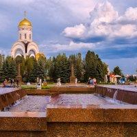 Москва. Поклонная гора. :: В и т а л и й .... Л а б з о'в