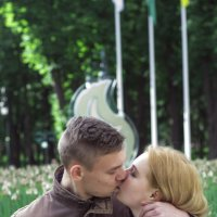 Влюбленная пара :: Алексей Розторгуев