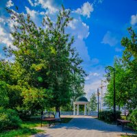 Сквер :: Александр Миронов