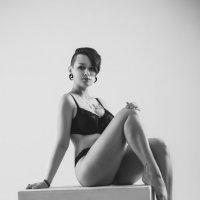 девушка на кубе :: gremlynann Анна Артемьева