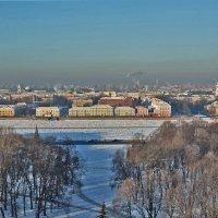 Мороз в Санкт-Петербурге :: Наталия П