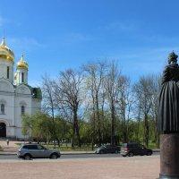 Екатерининский собор и Екатерина II :: Вера Моисеева